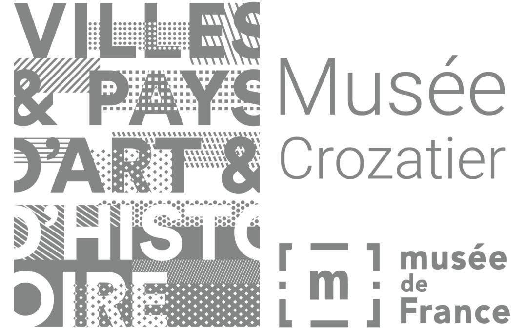 Cette semaine quel programme nous propose le Musée Crozatier?